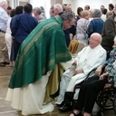 Mass of Thanksgiving and Farewell to Johnson Hall photo album thumbnail 1
