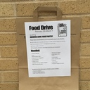 Quarterly Food Drive at St. Catherine's photo album thumbnail 1